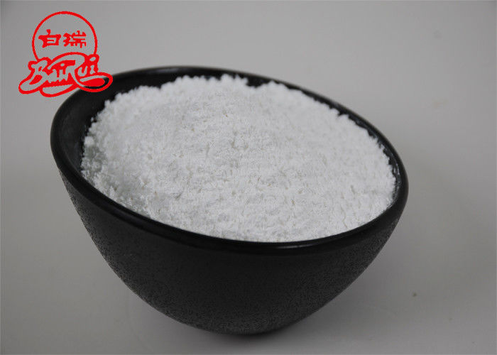 Low Oil Absorption White Calcium Carbonate Light For PVC Leather Products